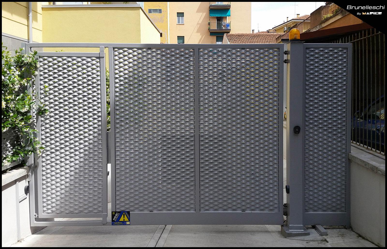 "Fence model ""Brunelleschi"""