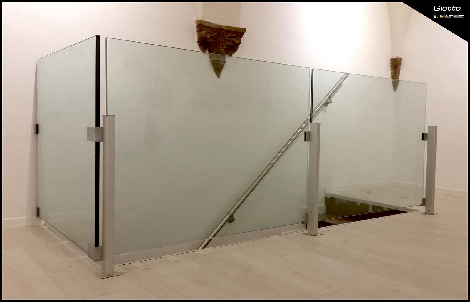 """Railing model """"Giotto"""""""