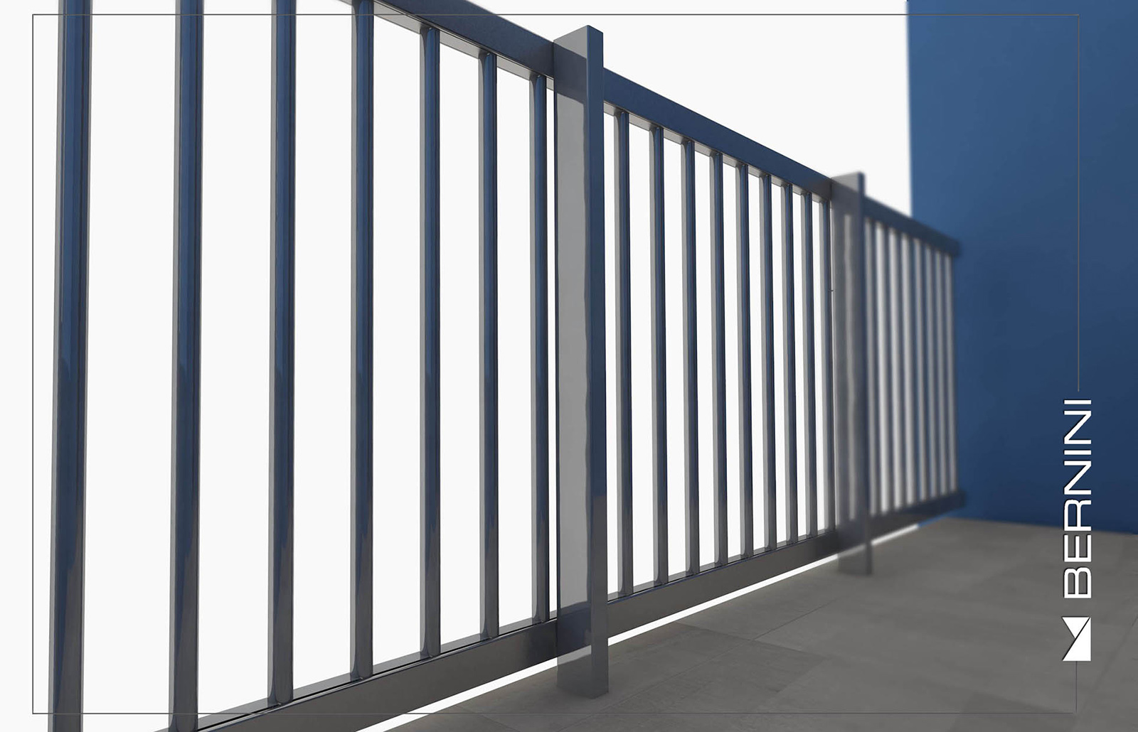 Homepage railing aluminium design mapier group s r l for Balustrade aluminium exterieur