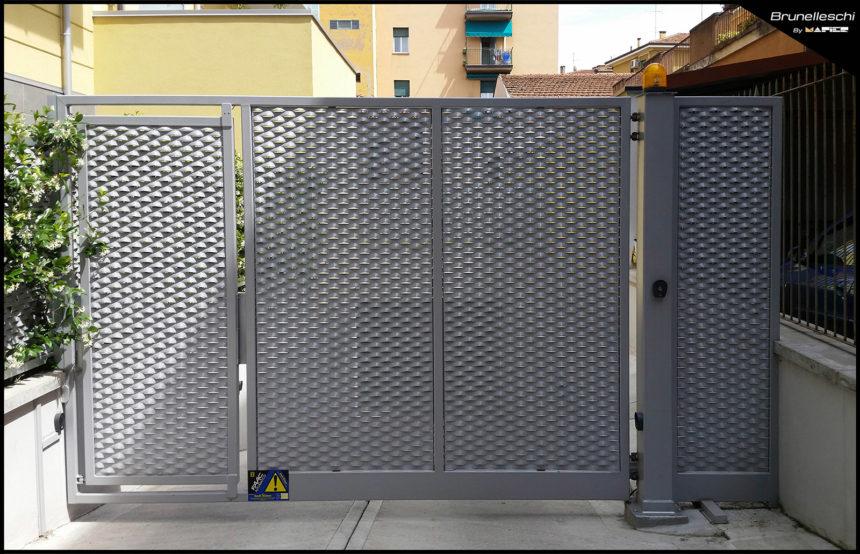 brunelleschi recinzione foto2