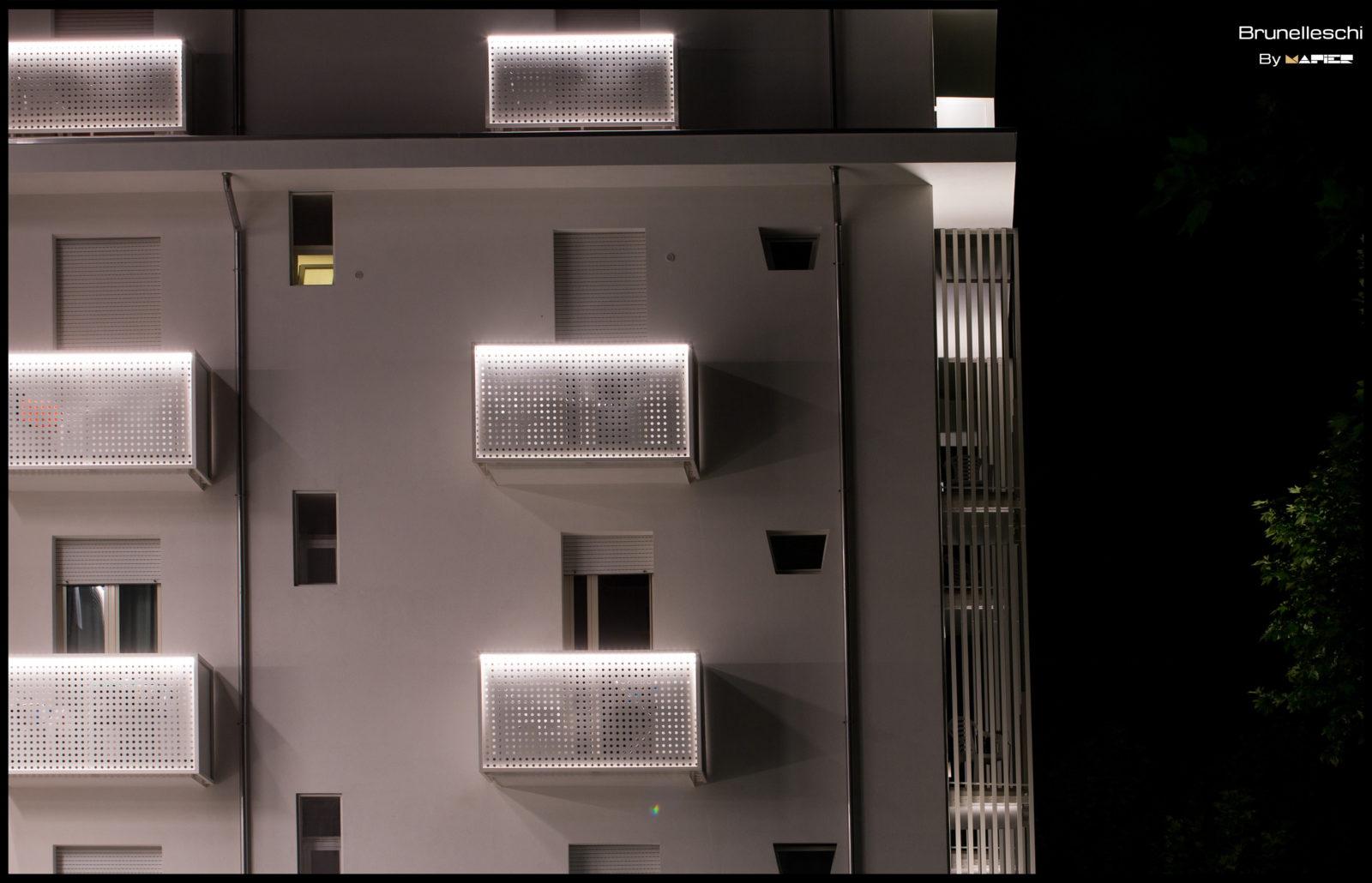 Clôture modèle «Brunelleschi»
